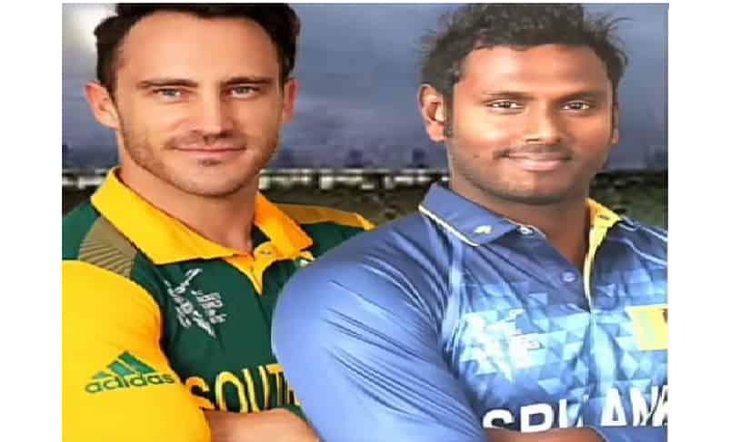 South Africa vs Sri Lanka Test Match Prediction