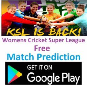 Womens Cricket Super League App