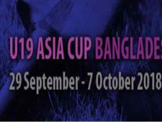 ACC U19 Asia Cup Match Prediction