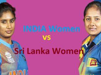 India Women vs Sri Lanka Women Match Prediction