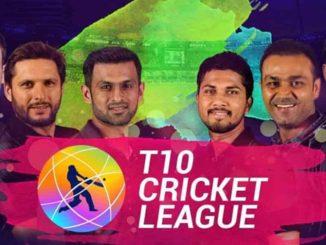 T10 Cricket League Match Prediction