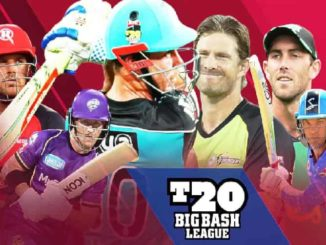 Big bash league match prediction