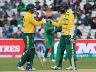 South Africa vs Pakistan Match Prediction